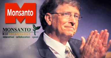 Τα εγκλήματα της Monsanto με τα χρήματα του Bill Gates