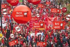 Δράση ενάντια στη Monsanto